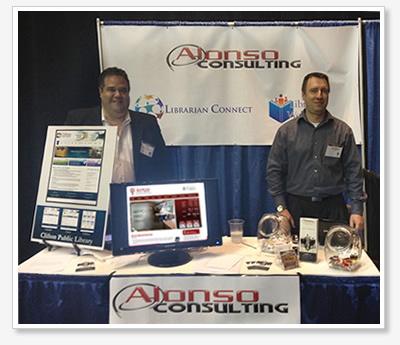 Alonso Consulting Exhibits at NJLA Conference - June 2012